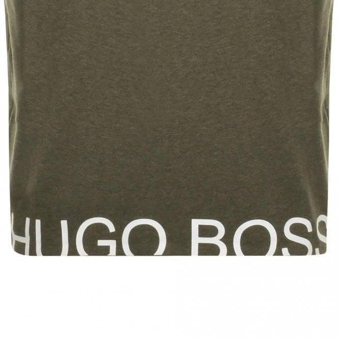 ac191f24a Hugo Boss Hugo Boss Identity T-Shirt RN Green Marl 307 50402923 ...