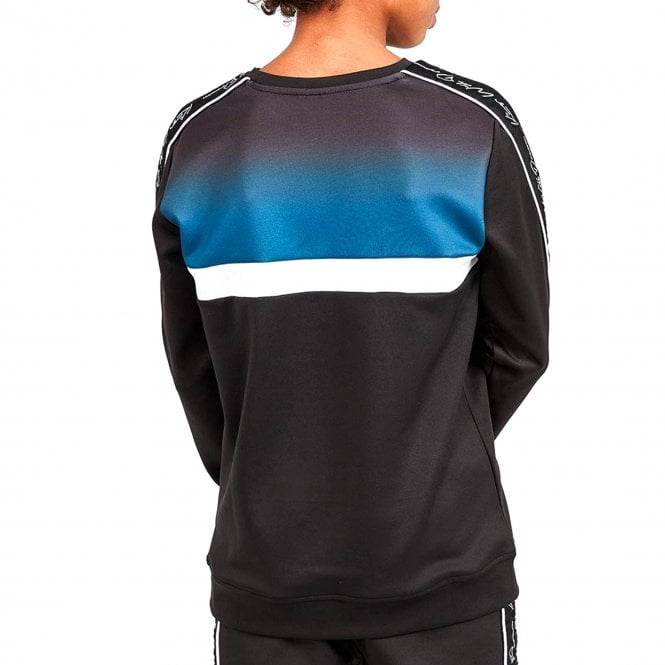 Kings Will Dream Junior Dector Grey//Teal Fade Poly Bottoms J547