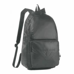 16e6ac9d938c Armani Jeans Black Nylon Medium Side Bag 06292 V8 - Armani Jeans ...