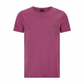 1482d174 Hugo Boss Tommi UK Plain T-Shirt Magenta 505 50328440 Sale · Boss Orange ...