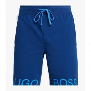 62211deb9 Hugo Boss Hugo Boss Mandarinfish Blue Fade Print Swim Shorts Navy ...