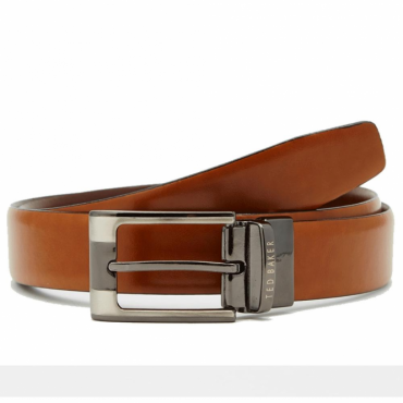 Ted Baker Crafti Reversible Belt Tan/Brown