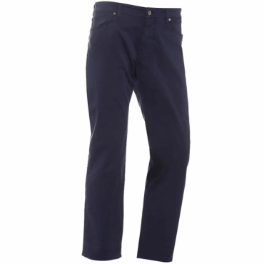 Hugo Boss Maine 3-20 Navy 415 Stretch Cotton Jeans 50308625