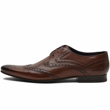 Ted Baker Hann 2 Brown Smart Shoes