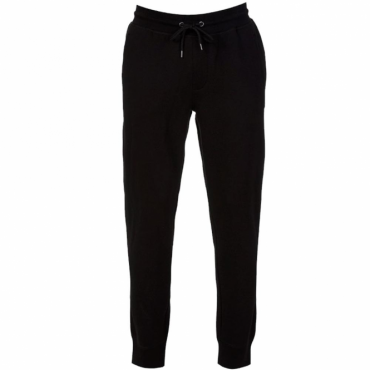 Armani Jeans Black Jogging Bottoms 8N6P88 6JQDZ