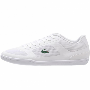 Lacoste Court Minimal 316 White Trainers