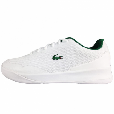 Lacoste LT Spirit 117 White Trainers