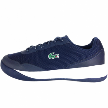 Lacoste LT Spirit 117 Navy Trainers