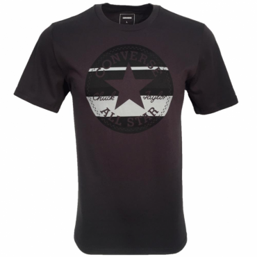 Converse All Star Big Logo T-Shirt Charcoal 10003396
