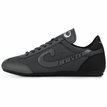 Cruyff Classics Vanenburg 317 Charcoal Technica Hex Trainers