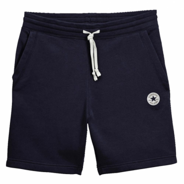 Converse Navy Blue Mens Shorts 10004633