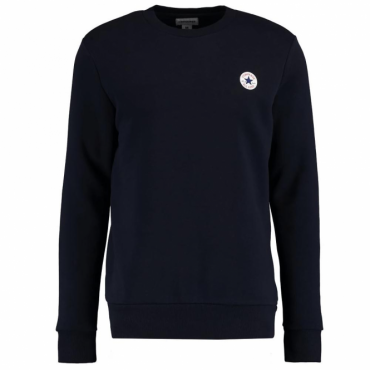 Converse All Star Navy Blue Crew Neck Sweat 10004629