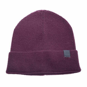 Boss Orange Fomero-8 Burgundy Beanie Hat 50372484