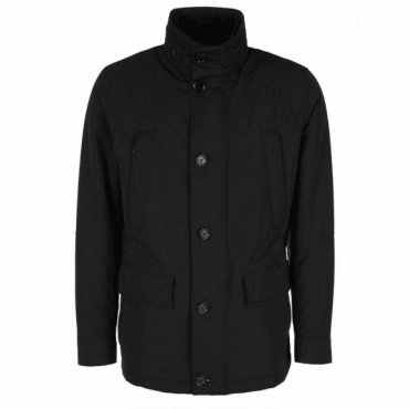 Hugo Boss Cento Water Repellent Jacket Black 50372767