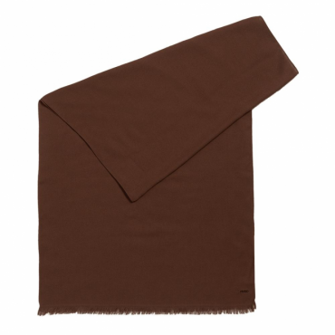 HUGO by Hugo Boss Scarf 'Men-Z 399' Brown 211 50297894
