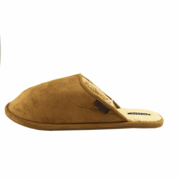 Superdry Classic Mule House Slippers Tan 2QO