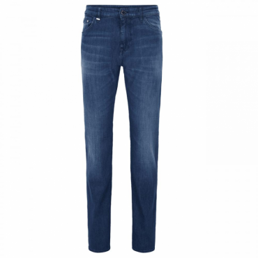Boss Black Maine 3 Blue Stretch Denim Jeans 420 50374722