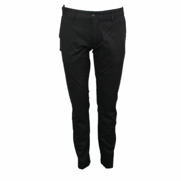 Armani Jeans Chino Trousers Black 6Y6P15 6NKFZ