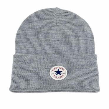 Converse Grey Basic Beanie Hat CON588