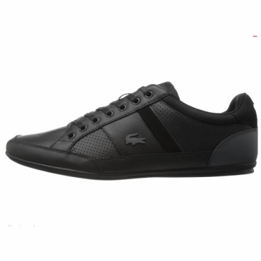Lacoste Chaymon 316 Black Trainers