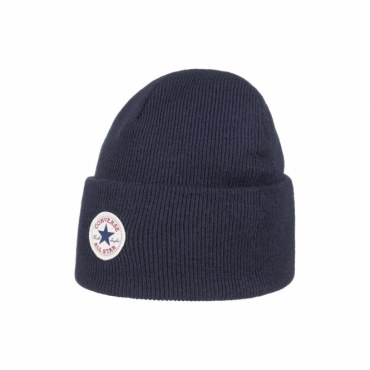 Converse Navy Blue Basic Beanie Hat CON588