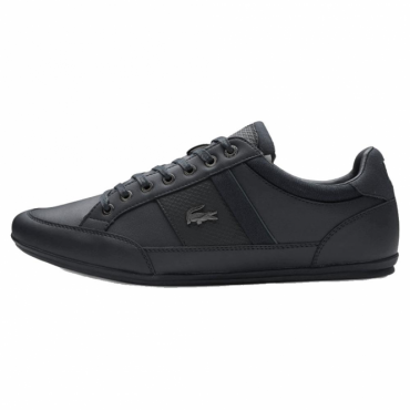 Lacoste Chaymon 118 Black Trainers
