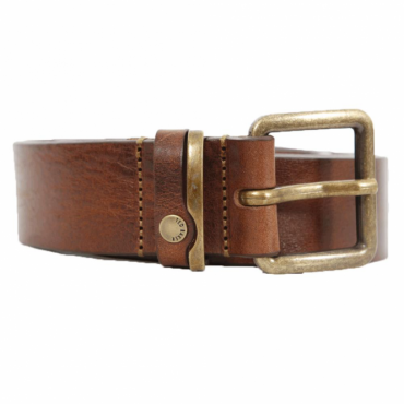 Ted Baker Katchup Tan Brown Casual Leather Belt
