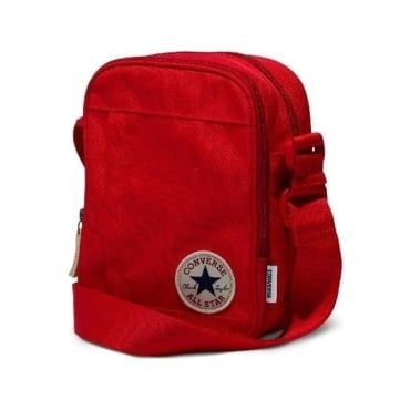 Converse Red Side Bag 10003338
