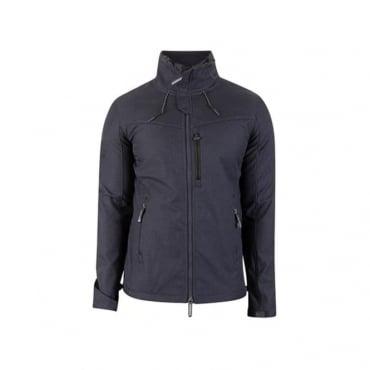 Superdry Windtrekker Navy Marl 0C1