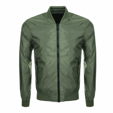 Replay Green Bomber Jacket M8901