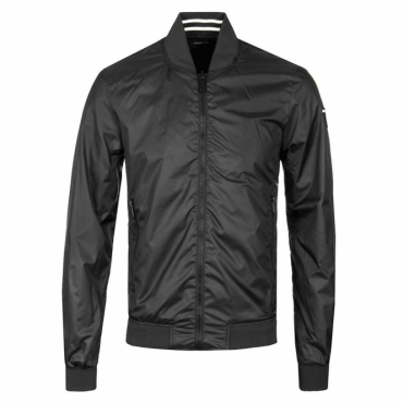 Replay Black Bomber Jacket M8901