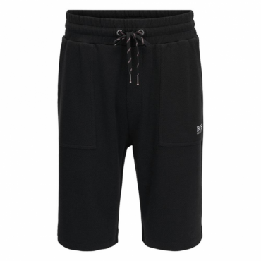Hugo Boss Contemp Textured Shorts Black 001 50381444