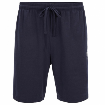 Hugo Boss Jersey Shorts Navy 403 50383960