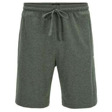 Hugo Boss Jersey Shorts Green Marl 303 50383960