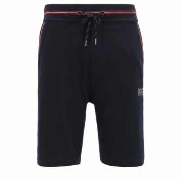 Hugo Boss Jersey Shorts Navy 403 50381443