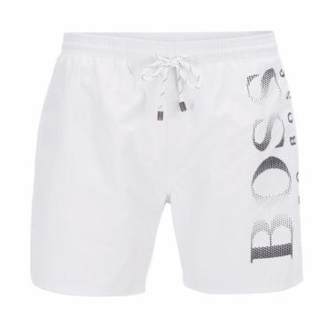 Hugo Boss Octopus Swim Shorts White 103 50371268
