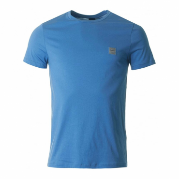 Boss Orange Tommi UK Plain T-Shirt Blue 432 50328440