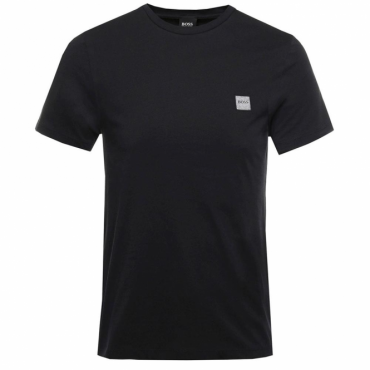 Boss Orange Tommi UK Plain T-Shirt Black 001 50328440