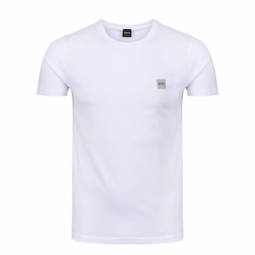 Boss Orange Tommi UK Plain T-Shirt White 100 50328440