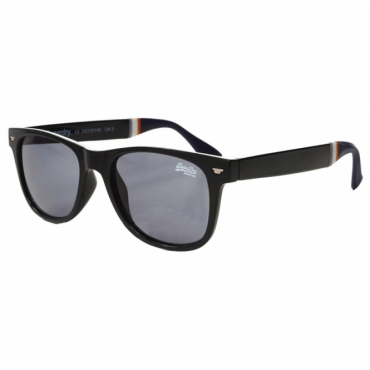 Superdry SDR Superfarer Sunglasses Gloss Black SH3