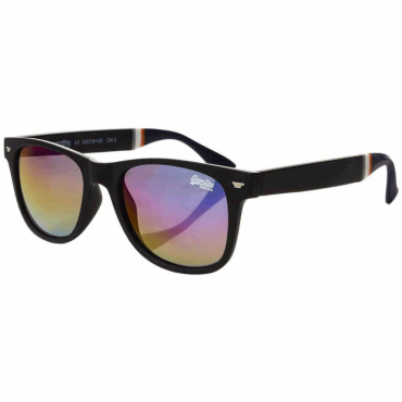 Superdry SDR Superfarer Sunglasses Rubberised Black SH1