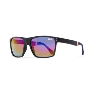 Superdry SDR Yakima Sunglasses Matte Black SH5