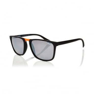 Superdry SDR Maverick Sunglasses Rubberised Black SH9