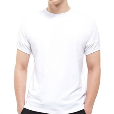 Creative Recreation House Pattern White T-shirt CRETM10055