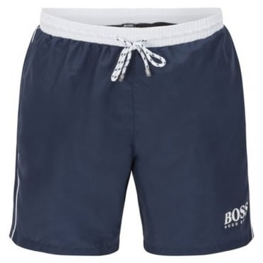 Hugo Boss Starfish Swim Shorts Slate 023 50269488