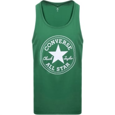 Converse All Star Big Logo Vest 302 Green 10002888