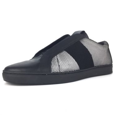 HUGO by Hugo Post_Sion_Itme Black Trainers 503837631