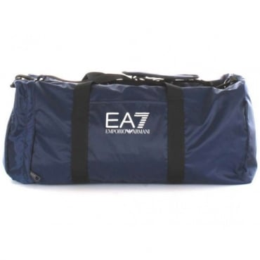 EA7 Emporio Armani Dark Blue Gym Holdall Bag 275668