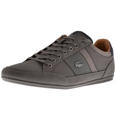 Lacoste Chaymon 118 Dark Grey Trainers