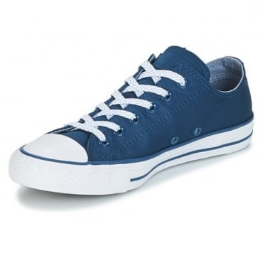 Converse All Star Navy CTAS Ox Trainers 159644C